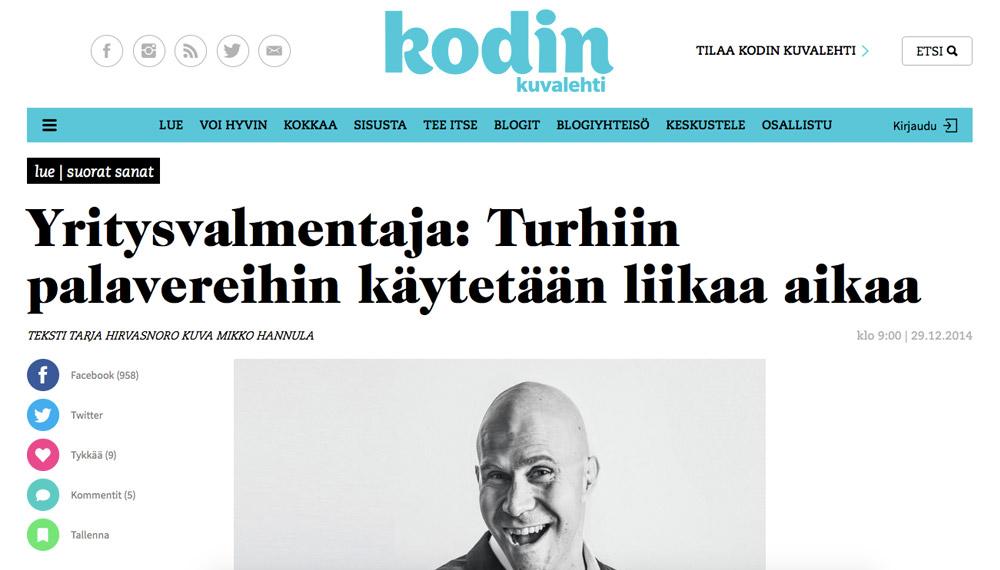Kodin Kuvalehti – Mirko Häyrinen